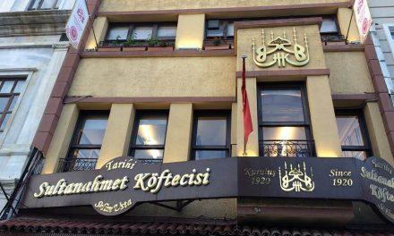 Tarihi Sultanahmet Köftecisi