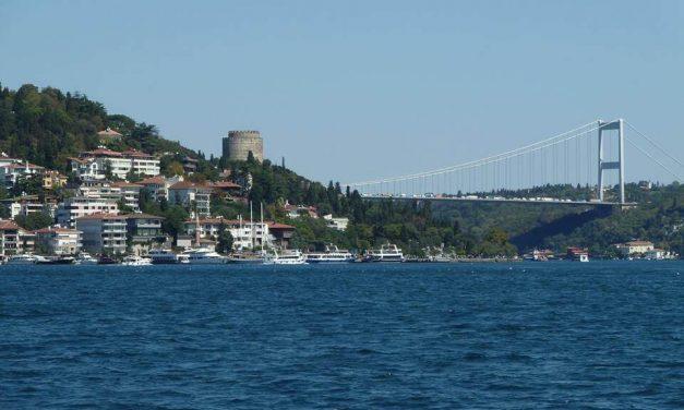 Bebek – Isztambul trendi európai kerülete