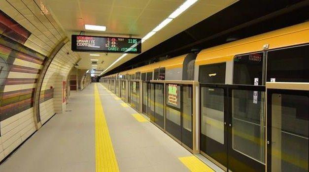 Isztambul új metróvonala, M5