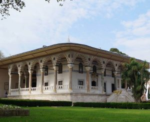 Isztambuli utazások, nevezetességek: Topkapı Palota