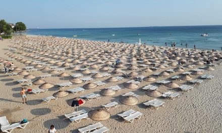 Isztambuli strandok
