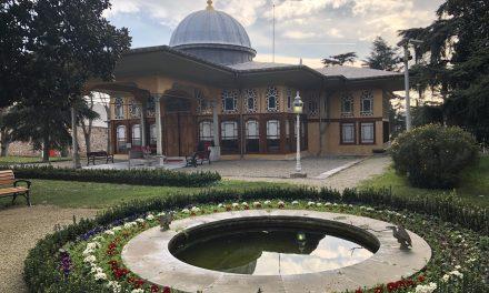 AYNALIKAVAK Palota – Isztambul Zenemúzeuma