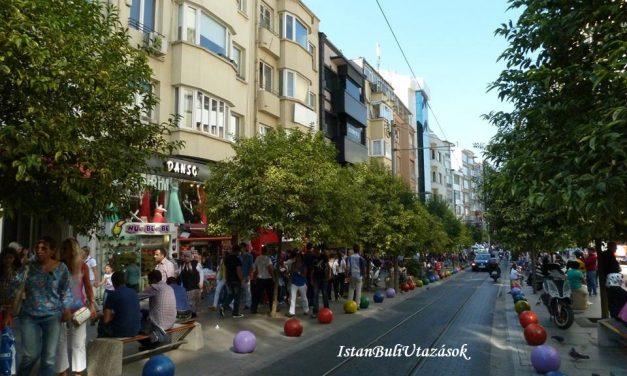 Kadiköy – Isztambul ázsiai központja