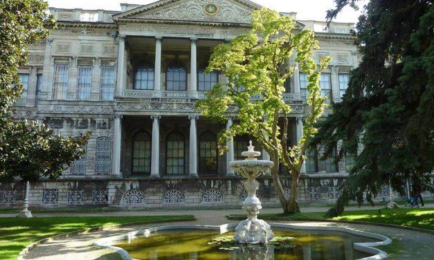 Isztambul három csodás palotája