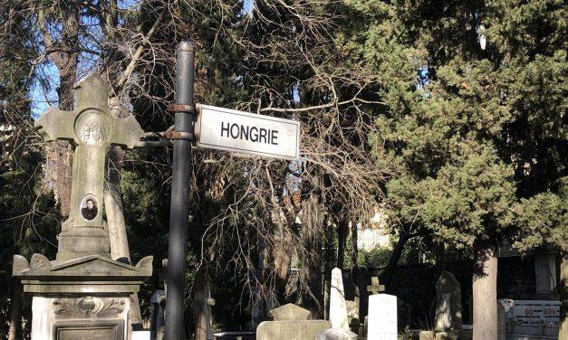 Isztambuli temető, ahol az 1848/49-es szabadságharc magyarjai nyugszanak