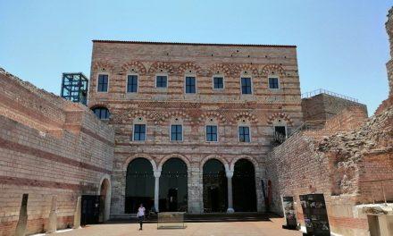 Tekfur Palota-Isztambul Csempetörténeti Múzeuma
