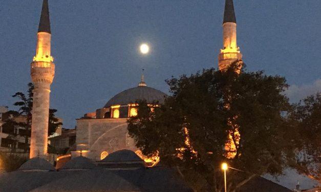 Két dzsámi, egy szerelem – a Mihrimah dzsámik története
