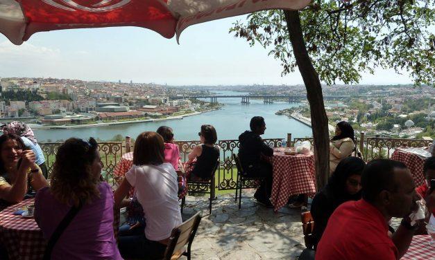 Pierre Loti terasz – Isztambul
