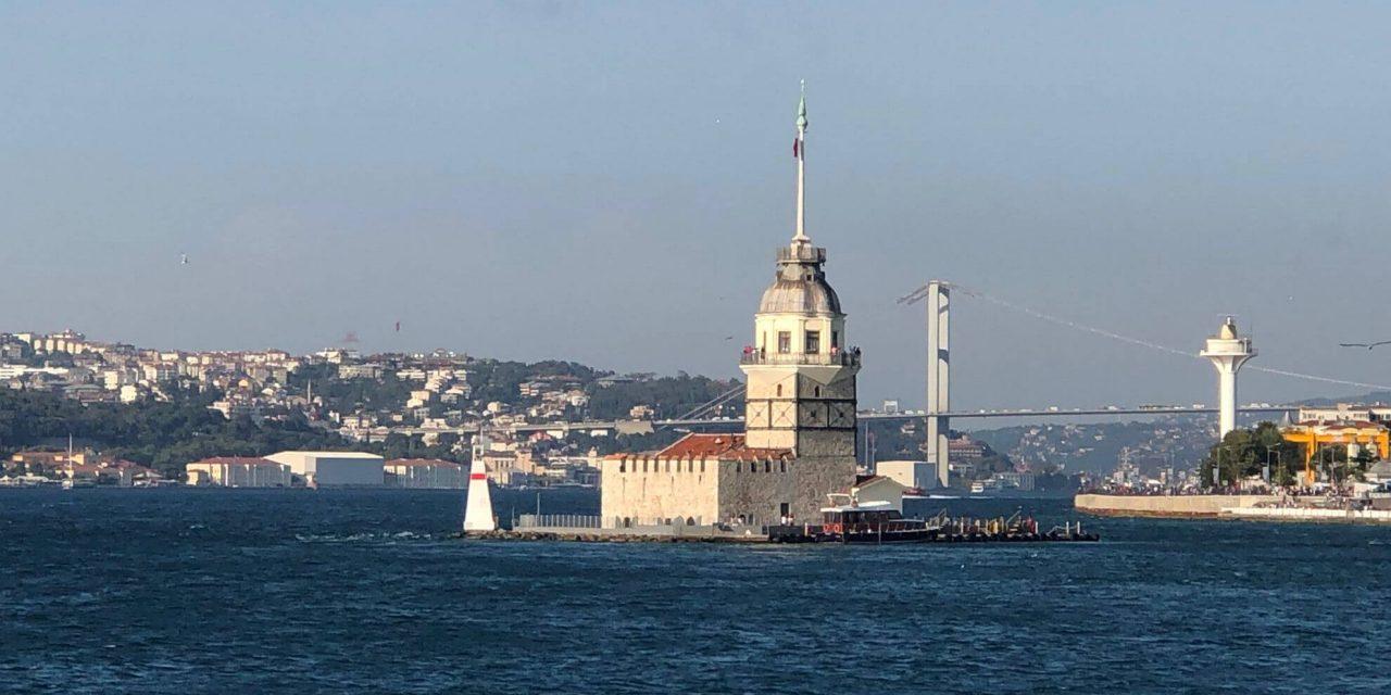 Leány Torony – Isztambul