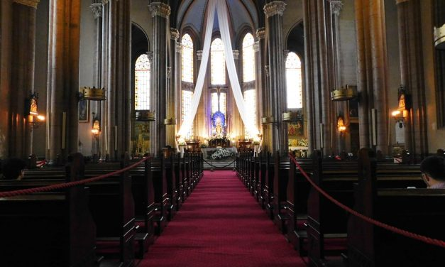 Páduai Szent Antal templom – Isztambul