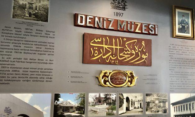 Tengerészeti Múzeum -Isztambul