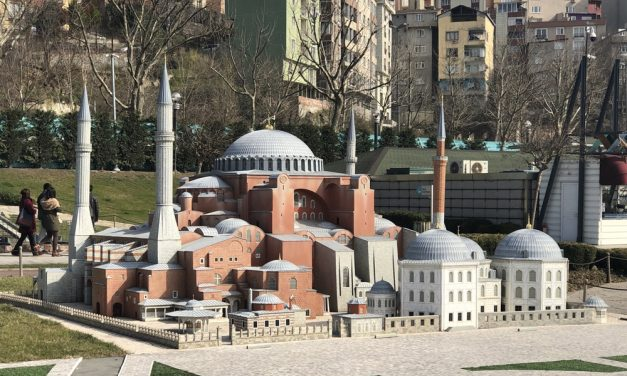 Miniatürk – Isztambul makett múzeuma