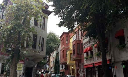 Isztambuli multikulti halászfalu-KUZGUNCUK
